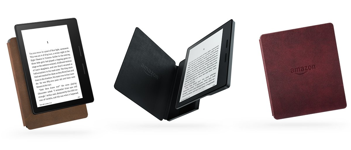 Win a Kindle Oasis