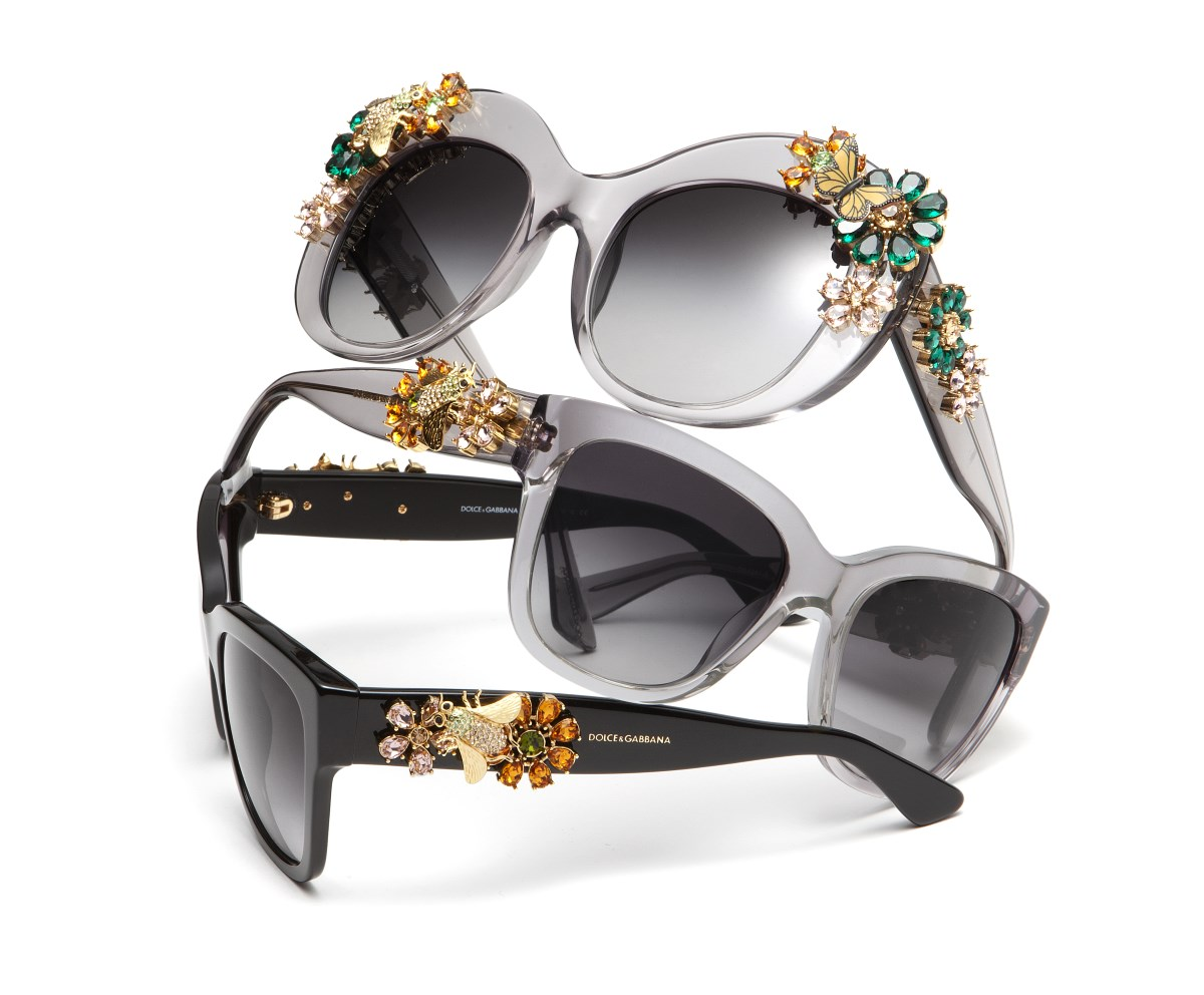Embellishment heaven with Dolce and Gabbana's Enchanted Beauties