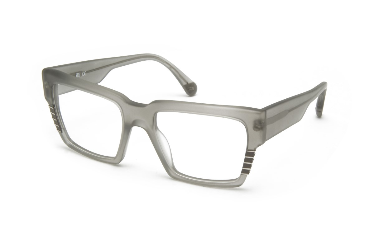 Shades of grey in the debut ill.i Optics collection