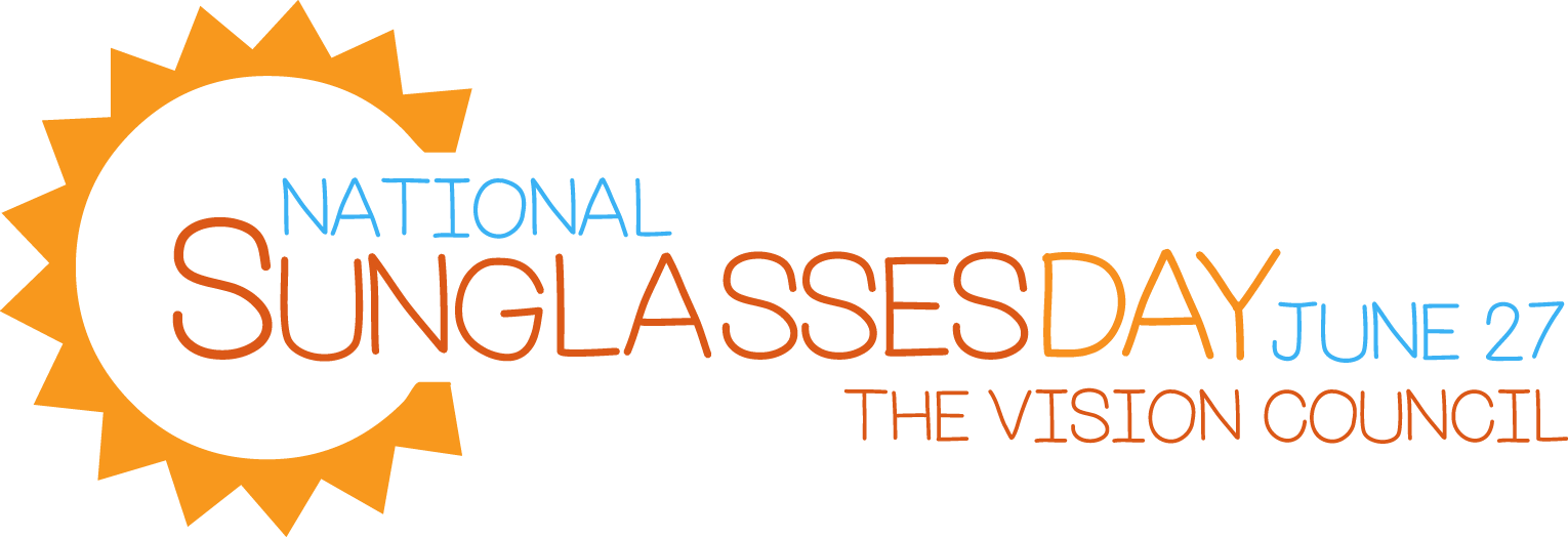 National Sunglasses Day logo