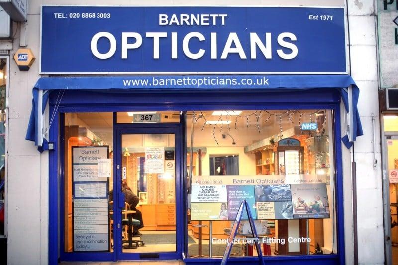 Barnett-Outside