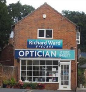 46016 geodir practicelogo richard Ward Eyecare 1