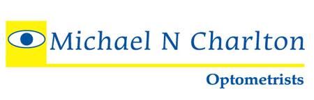 michael n charlton optometrists fishguard logo